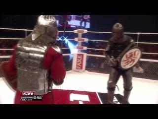 Бой рыцарей - Евгений Беденко vs. Иван Васильев, M-1 Medieval _ Москва, M-1 Chal