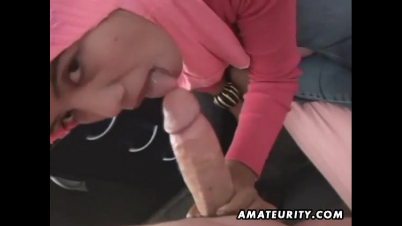 Arab amateurs blowjob and fuck | ARAB