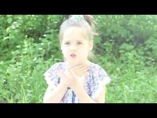 ✔ ОСОБОЕ МНЕНИЕ_ Россиюшка (читает пятилетняя Марина Павленко)