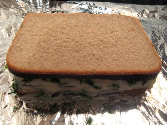 Селёдочный мини-тортик, изображение №11