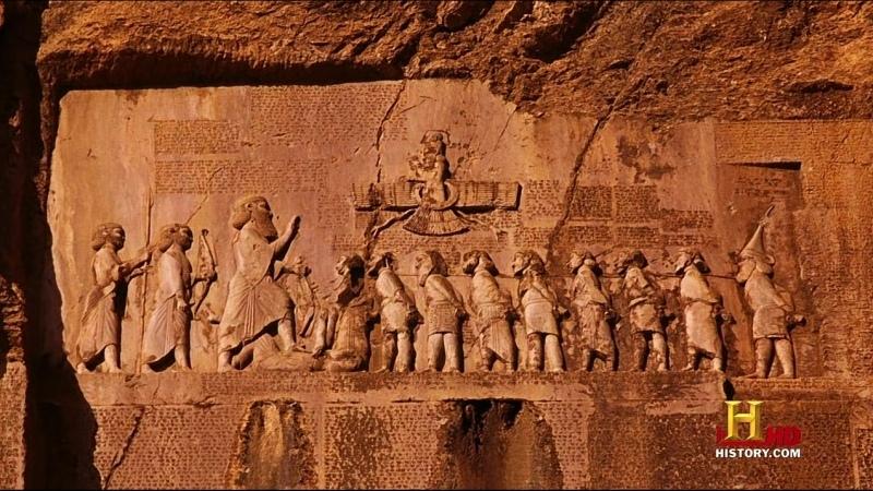 Древние пришельцы Ancient Aliens 2 сезон 4 серия 2010 год
