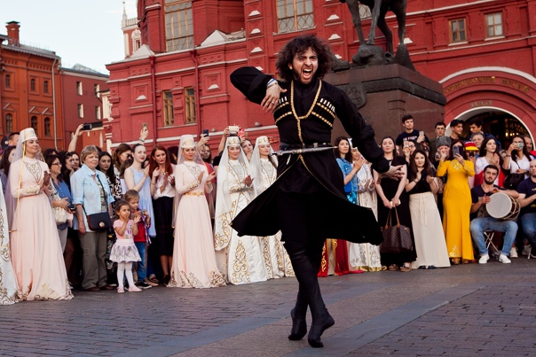 Chera Bendes, Москва, Россия