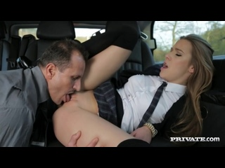 Богатый бизнесмен сделал кунилингус 18 летней студентке и трахнул её [HD 1080, all sex, big tits, big ass, TEEN, new porn 2019]