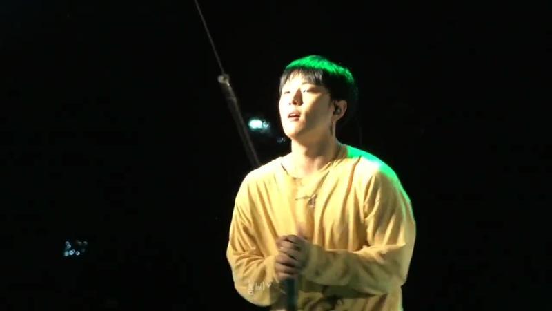[Fancam] 190516 фестиваль в Myongji University