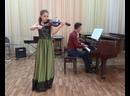 Д. Кабалевский Импровизация