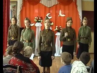 1. У войны не женское лицо 2015 ( с начала до Сценки с Вовкой и Галей)
