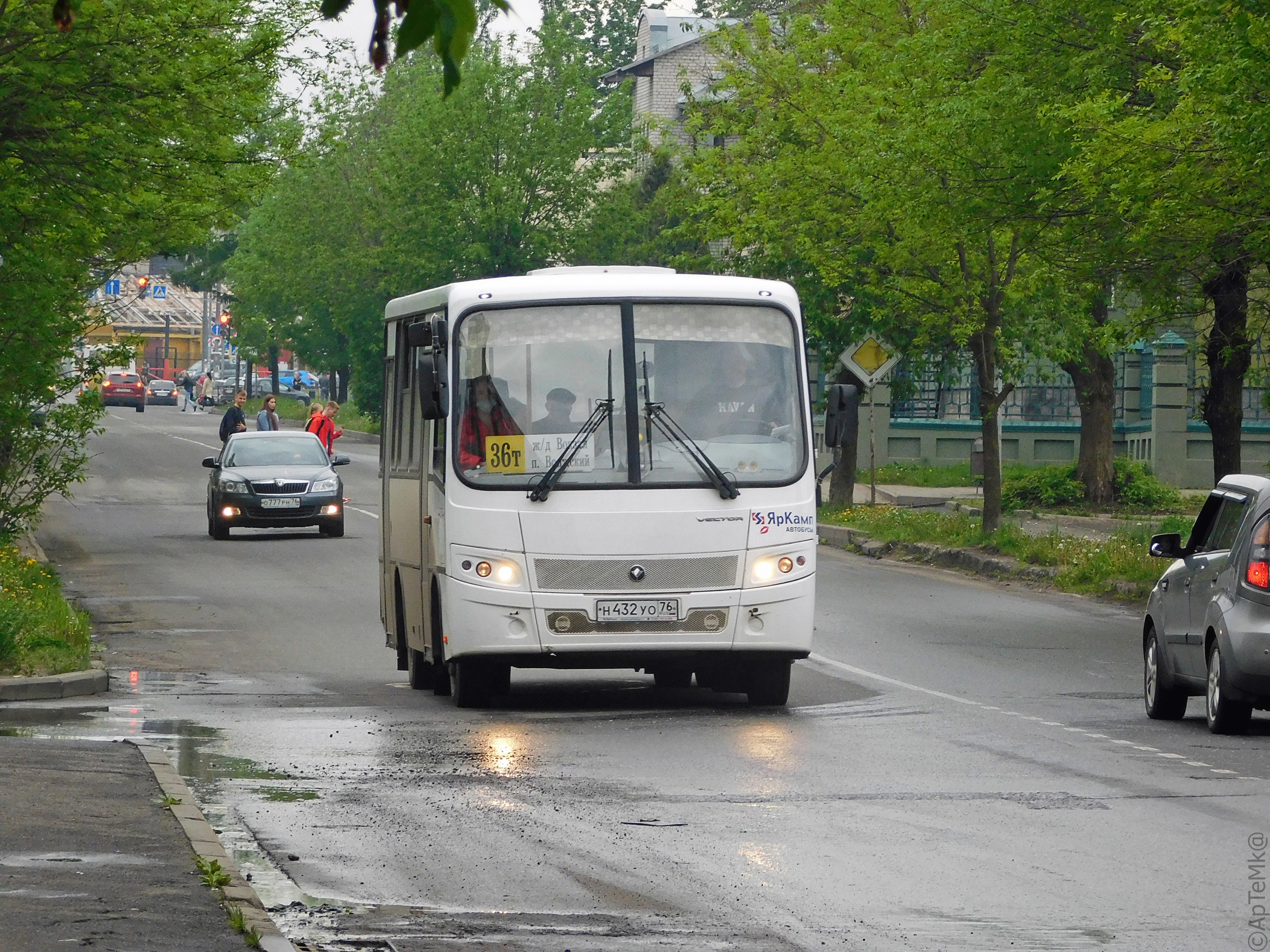 Автобус №36т