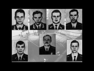 Памяти погибшего экипажа атомной подводной лодки Курск..mp4