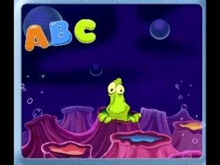 Видео-песенка Английский алфавит для детей ABC Song