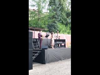 """Видео от Джаз-концерт  Пермь """"JAZZ & POP"""""""