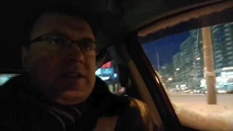 Архангельск Володя о светофоре
