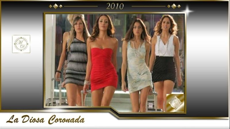 La Diosa Coronada Promo Telemundo Венценосная Богиня Реклама Телемундо
