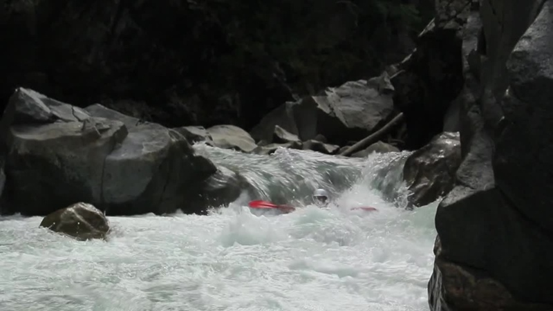 Кавказ 2015 В плену гранитного каньона