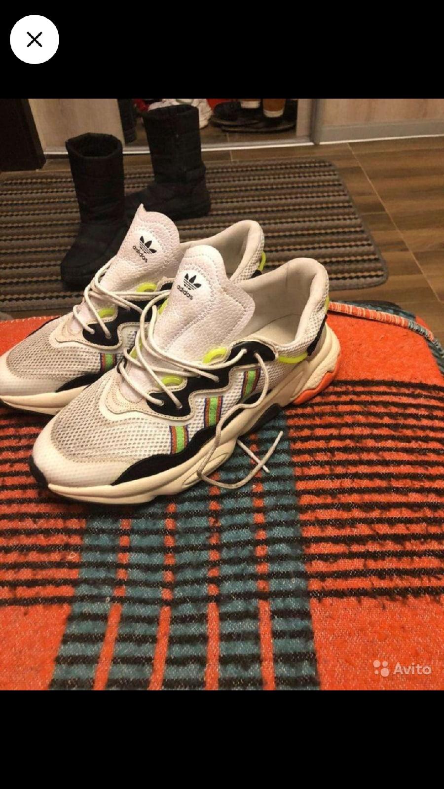 кроссовки Adidas ориганал 44 размер.