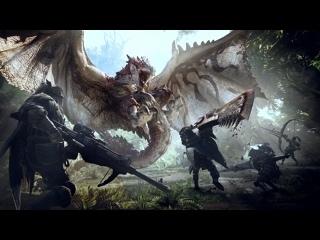 the Prodigy - Light Up the Sky|Monster Hunter|Охотники на Монстров|видео|музыкальный|клип