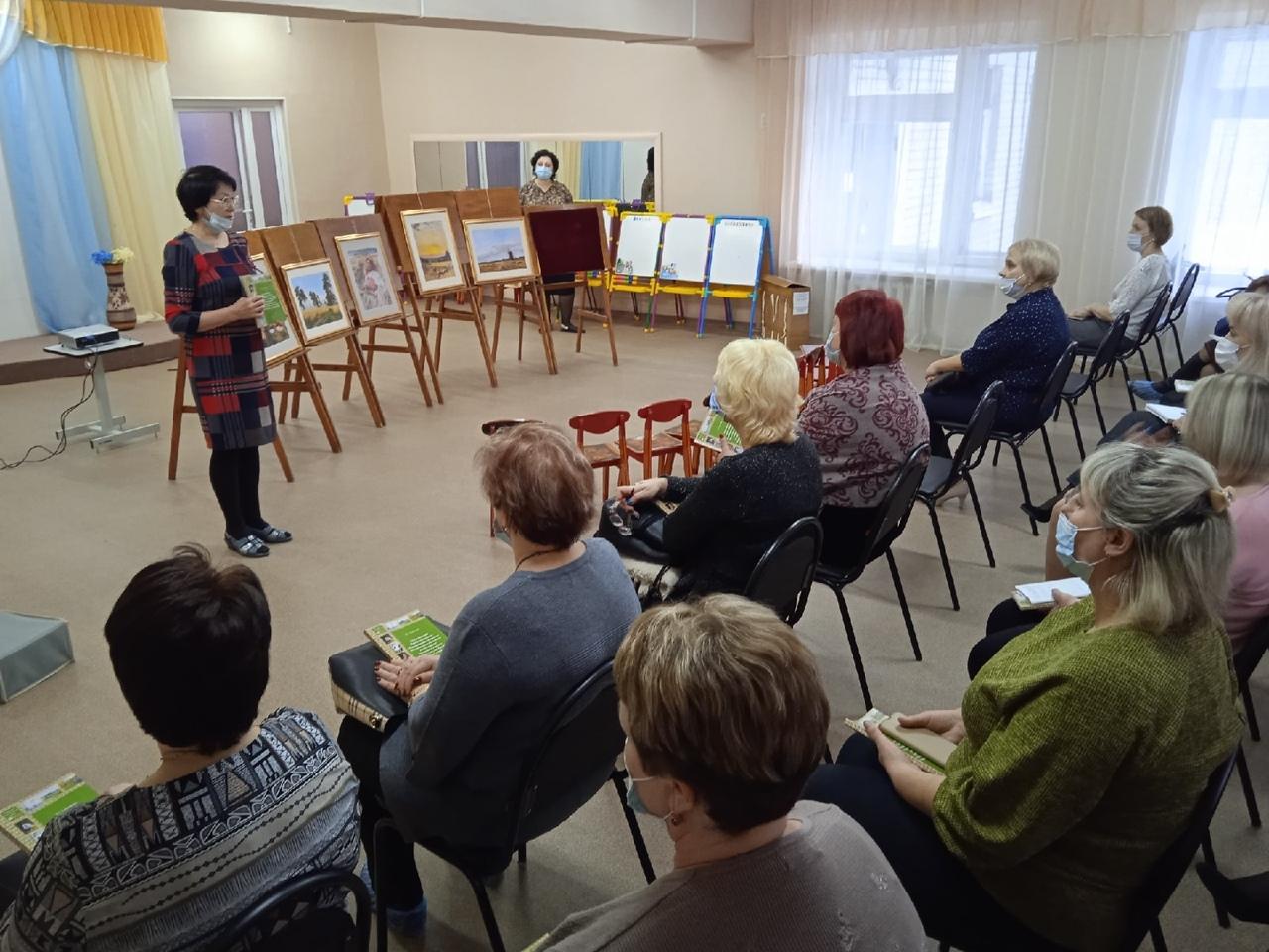 В Петровском районе будет реализован проект «Музею в детском саду быть!»