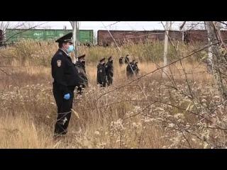 Проведение практических действий по отработке спасательно- восстановительных раб в ЛНР