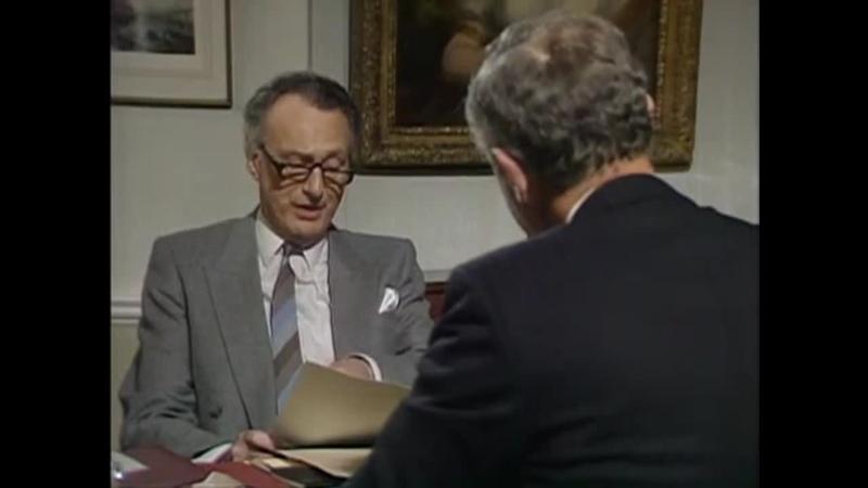 Да господин премьер министр 1986 Курильщики это народные благотворители