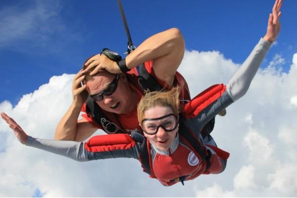 Сколько стоит сертификат на прыжок с парашютом СПб