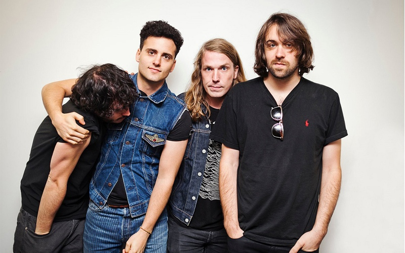 The Vaccines ''Back In Love City''