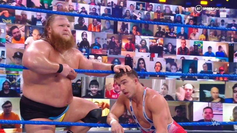 SmackDown 11.12.20, изображение №9