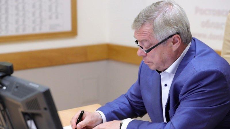 В Ростовской области усилили меры против распространения коронавируса