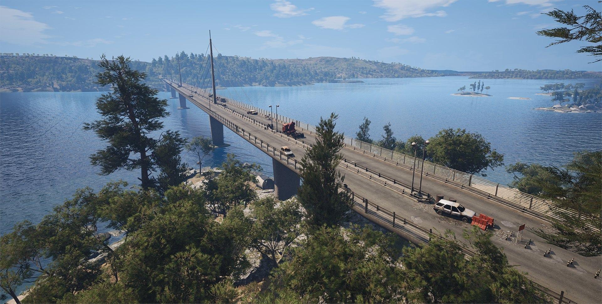Всем привет! Мост Пелешац - это...