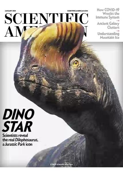 Scientific American 2021-0