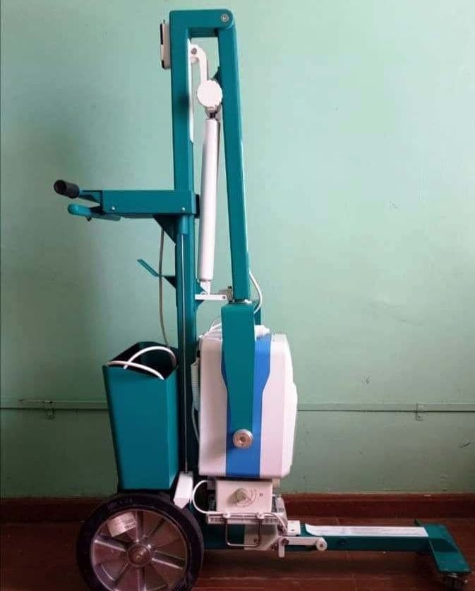 Петровскую районную больницу продолжают оснащать новым оборудованием