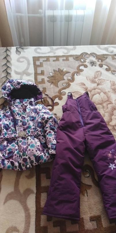 Купить зимний костюм очень тёплый | Объявления Орска и Новотроицка №28349