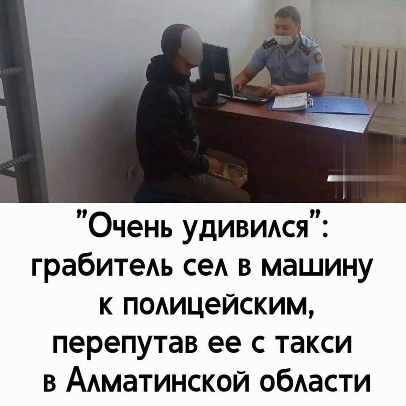 Необычный инцидент произошел в Алматинской области - полицейские задержали подоз...