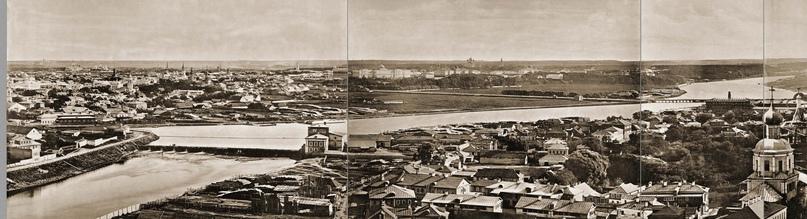 Москва без людей в 1867 году. Где все люди?, изображение №34