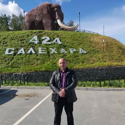 Sergey, 39, Salekhard