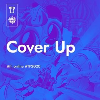 Участники онлайн Конкурса Татуировок. Cover Up
