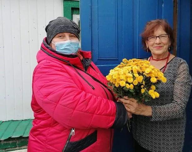 В домах культуры сёл Петровского района чествовали представителей старшего поколения