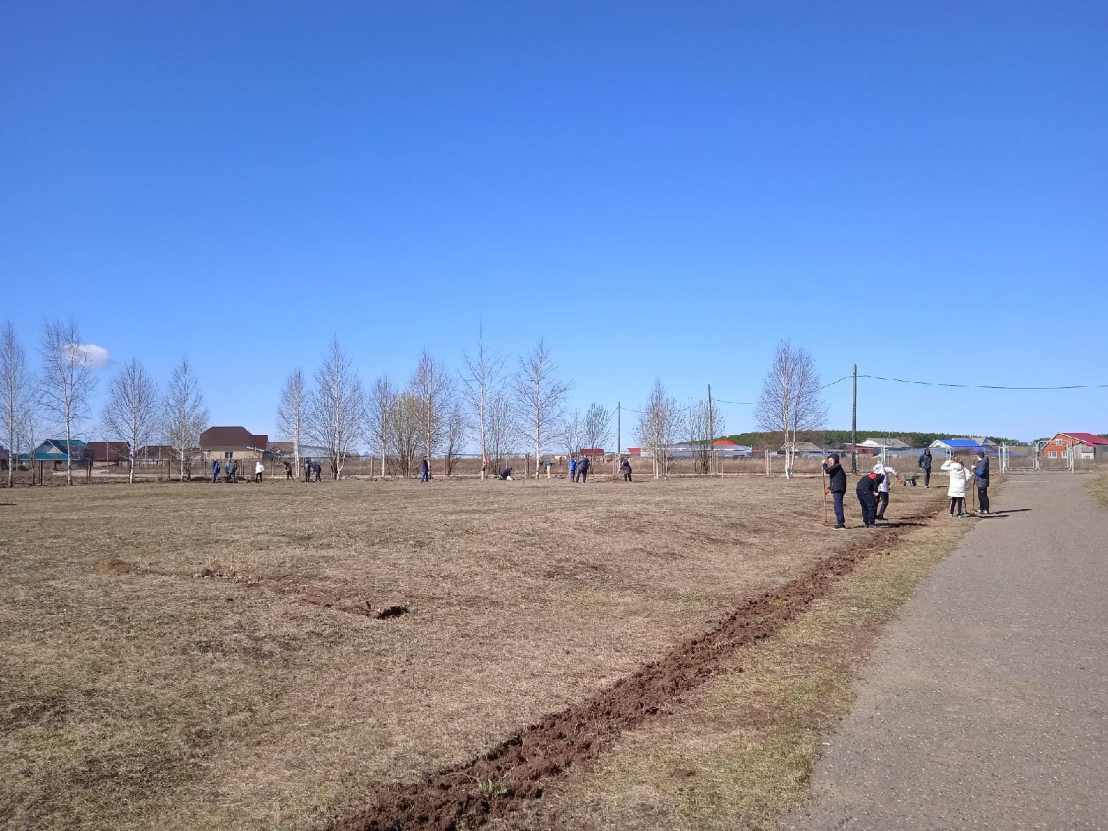Жители Можгинского района отдыхают активно! Присоединились к