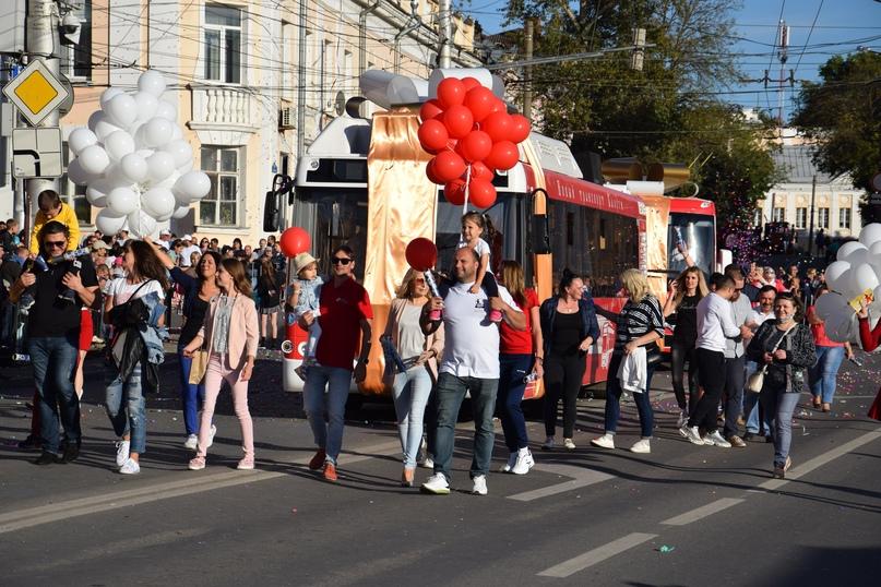 Карнавальное шествие-2020. Фото Михаила Борисова