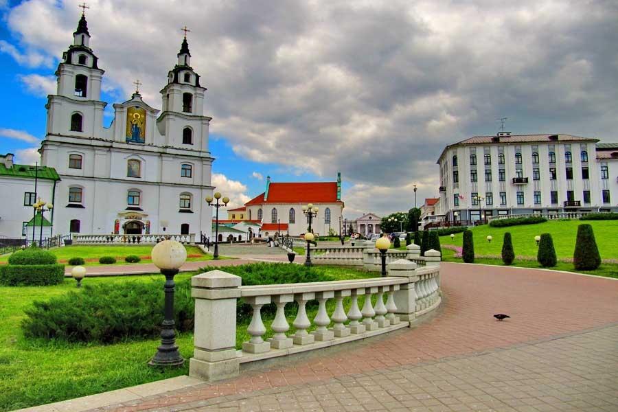 2022-06, Туры в Беларусь из Тольятти в июне, 7 дней (N)