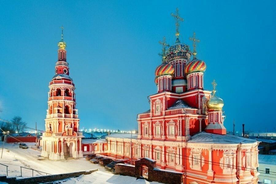 2022-01, Рождественский тур в Нижний Новгород и Дивеево в январе, 3 дня (R)