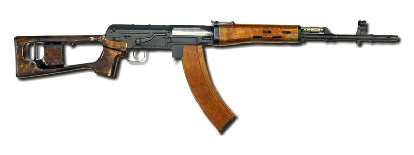5,45-мм автомат АФ, 70-е годыМ. Попенкер