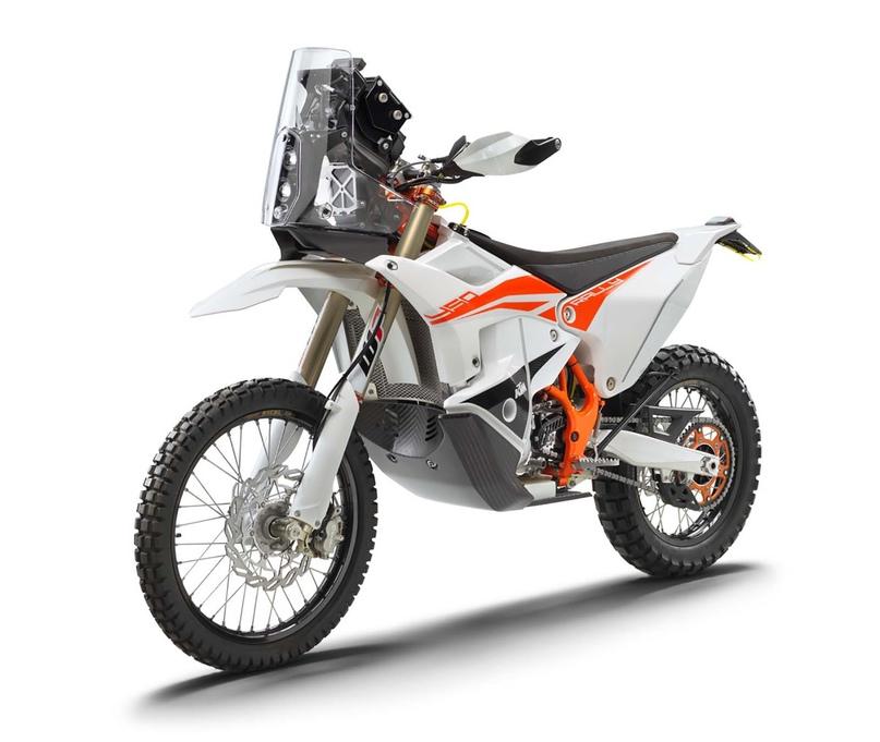 Раллийный мотоцикл KTM 450 Rally Factory Replica 2022