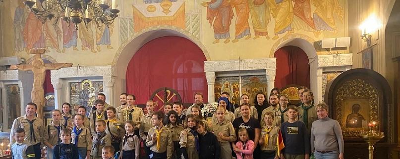 """В дружине """"Крутицкий вертоград"""" состоялось традиционное празднование скаутского Нового года и 21-го дня рождения"""