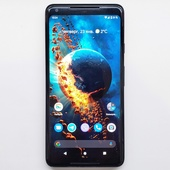 Google Pixel 2 XL 2XL 128gb black 4G LTE NFC есть пятно Б/У из США