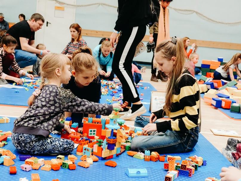 Семейная игротека Конструктория, Тюмень, 16 ноября 2019 - 35