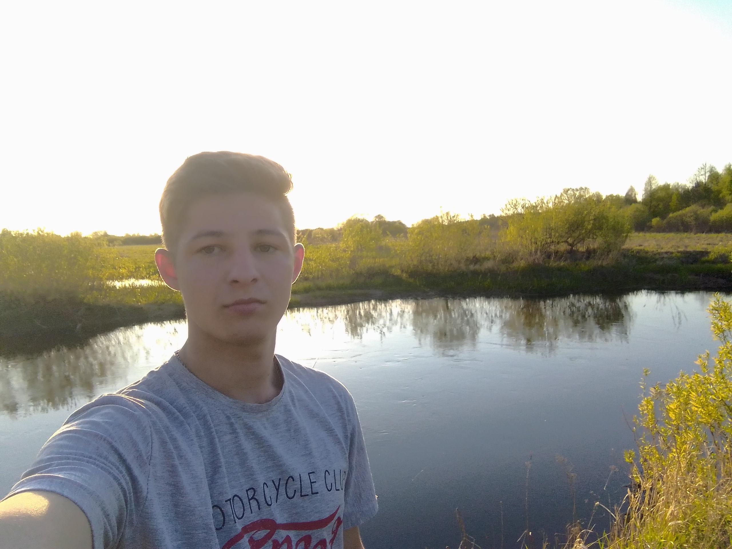 Даниил, 18, Asipovichy