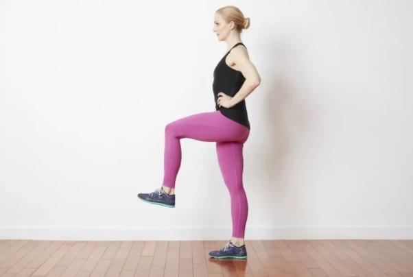 Как облегчить боль в спине с помощью упражнений на равновесие на одной ноге, изображение №5