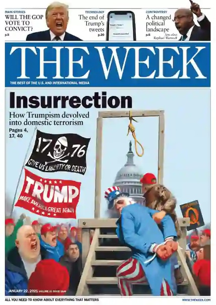 The Week USA - January 22  2021