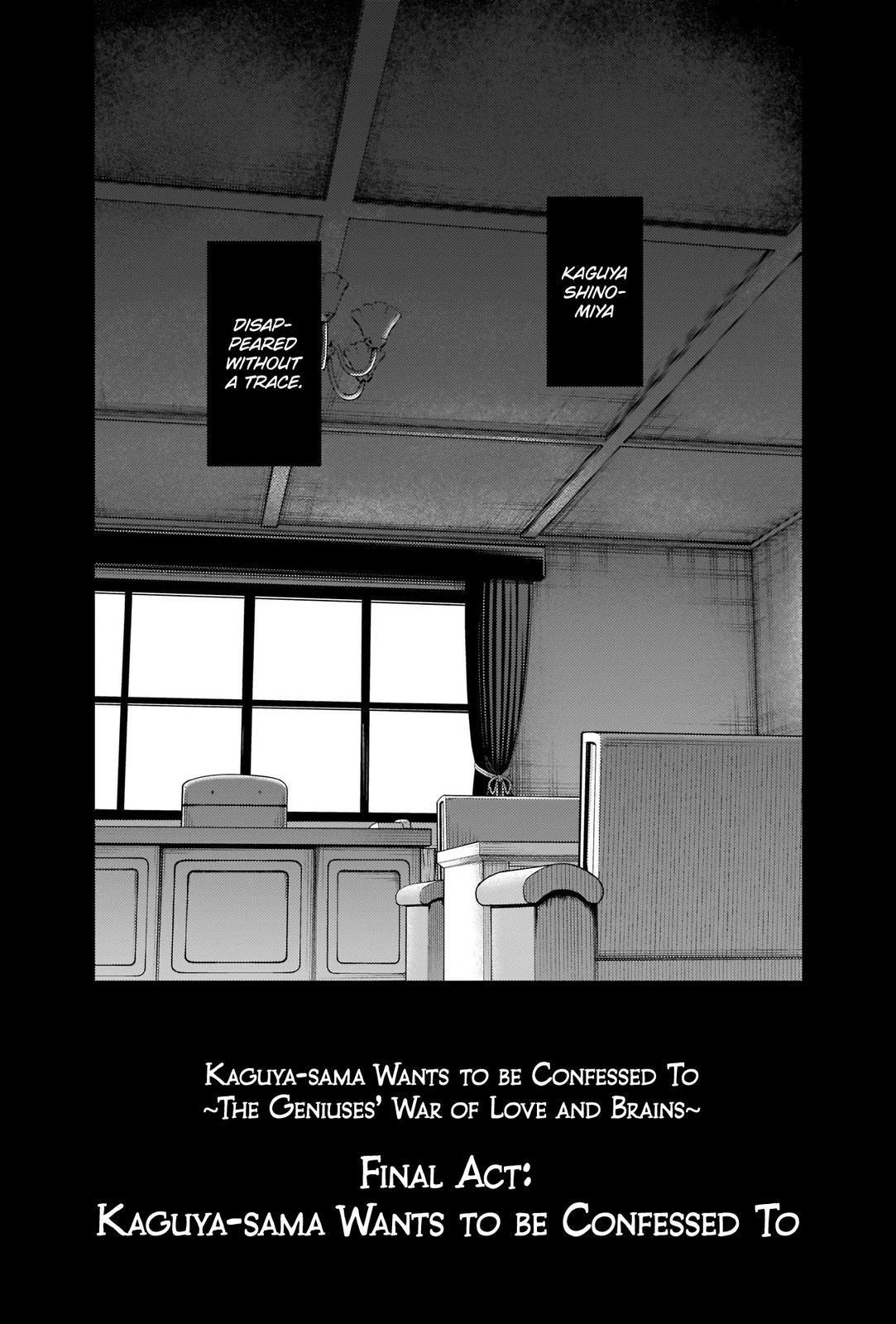 kaguya sama:love is war chapter 240, image №18