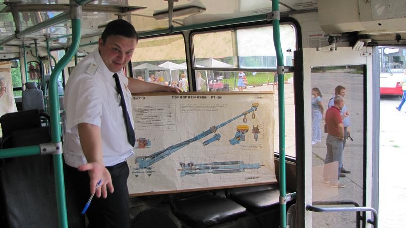 Конкурс профессионального мастерства среди водителей троллейбуса— 2021., изображение №53