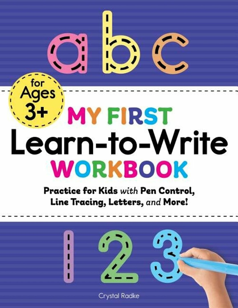 FREE DOWNLOAD BOOK - My First Learn to Write Workbook: Practice